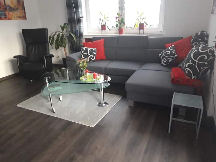 Neu renovierte Einliegerwohnung Zentrum Eitorf