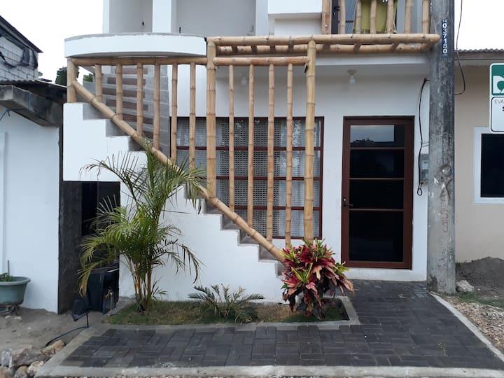 Apartamento de playa San José - Santa Elena
