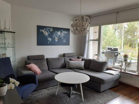 Fräsch 2:a i Östernäs Mariehamn