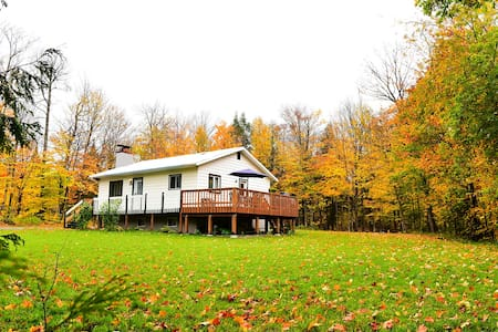 Chalet Morin-Heights, St-Sauveur, wilderness
