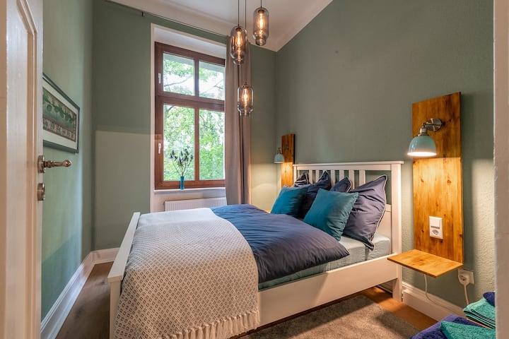 City Apartment im Grünen - Mittendrin und ruhig