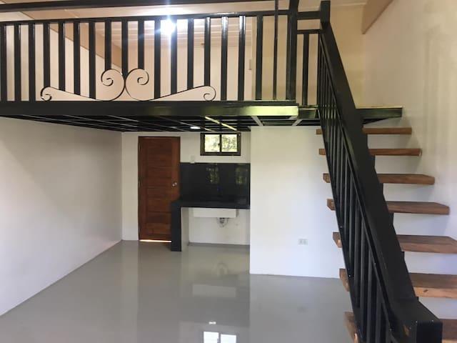 Apartment for Rent, San Antonio Quezon (LOFT TYPE)