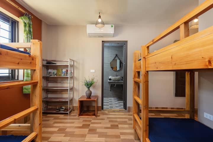 Dormirity Room in Sapa central-Mega View Homestay