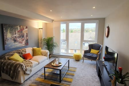 The Copper Pan-Elegant Apartment in Hemel Center