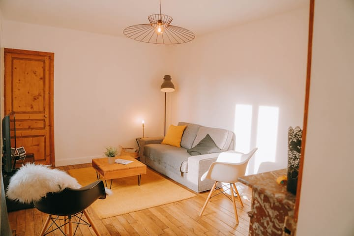 """""""O 192"""" - TYPE 3 / 2 CHAMBRES / GARAGE  RENNES"""