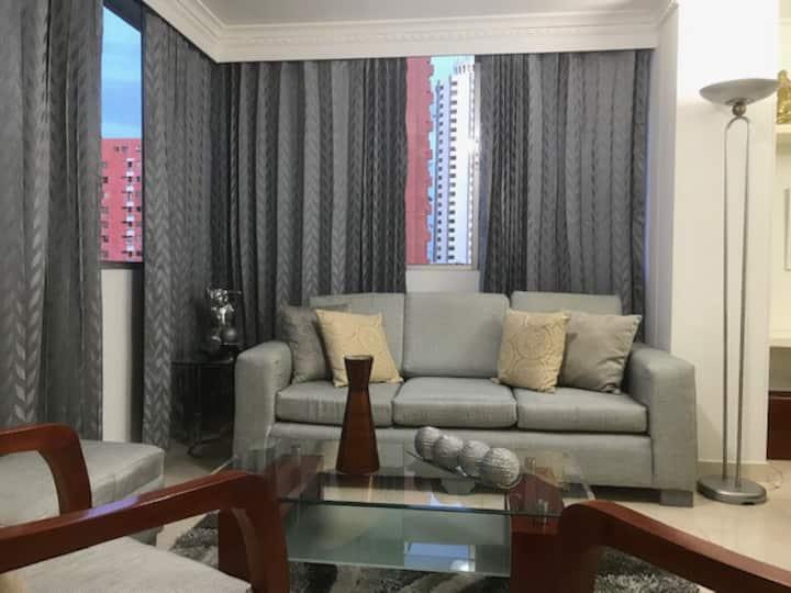 Confortable y moderno alojamiento en Barranquilla