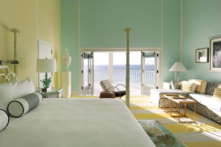 Malliouhana Resort, Ocean View Premium King