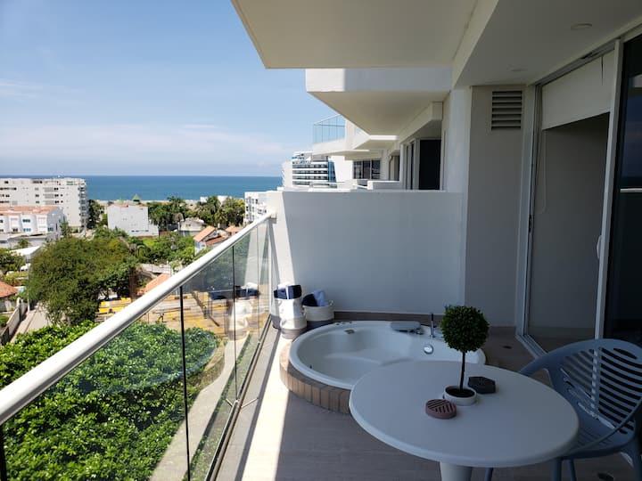 Apartamento con Jacuzzi en el balcón - 904ICR