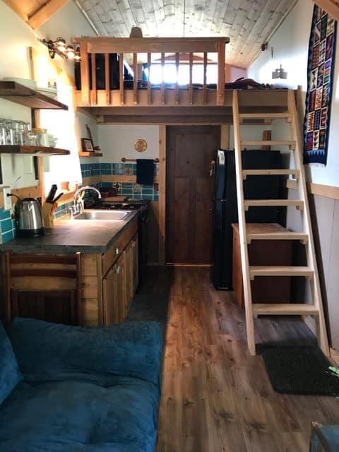 Bandon Tiny House Retreat