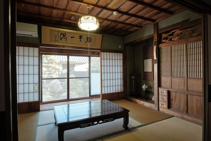 ~Japanese old house by the seaside~海辺の古民家で楽しむ昭和ライフ