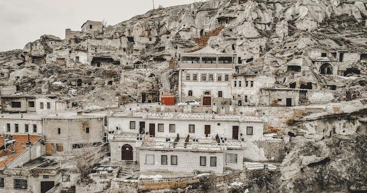 Cappadocia Nar Cave House /Aydel Dubleks Cave Room