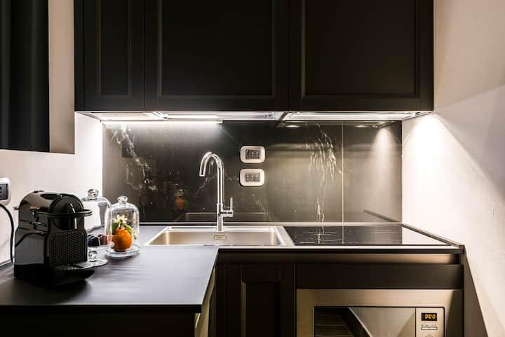 Luxury Attic UV air purifier, TERRACE - Tower View