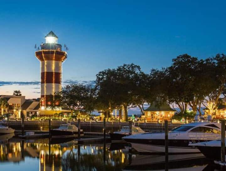 Spend Christmas on Hilton Head and Enjoy the Magic