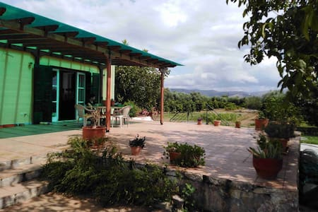 Paliogria Organic Farm and Eco Stay - Greece