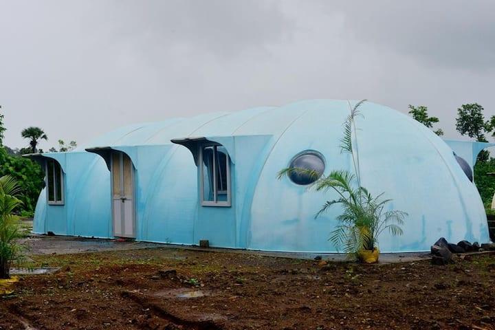Dome - The Dormitory @ Shetty Farms