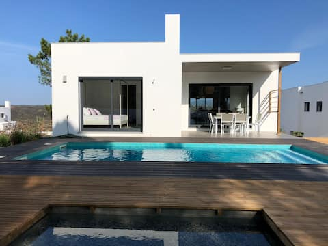 Cairnvillas:  Solar luxury villa with private pool