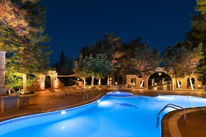 Aegean View Estate-2 close to 6 famous beaches