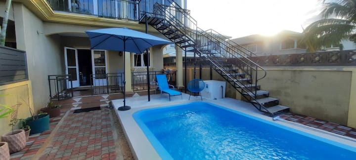 Modern Studio Villa with pool &terrace