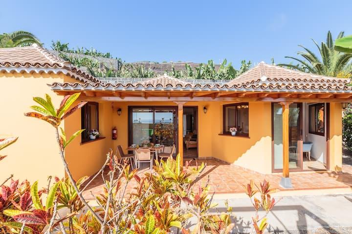 Villa con magnificas vistas en La Bombilla
