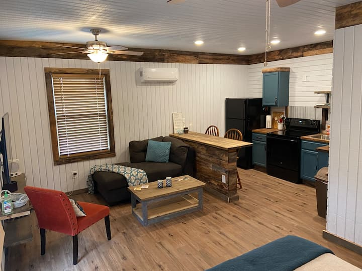 The Rustic Guesthouse