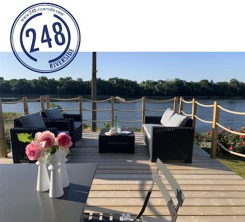 Maison bord de Loire