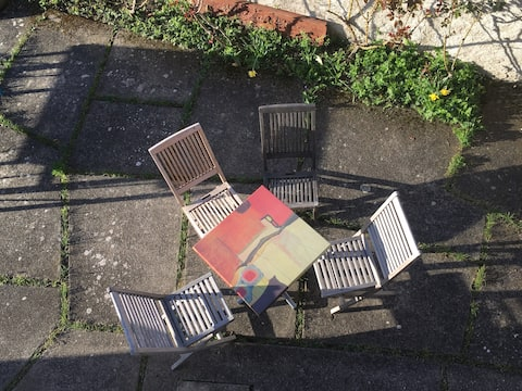 Logement indépendant, 2 chambres, cuisine,terrasse
