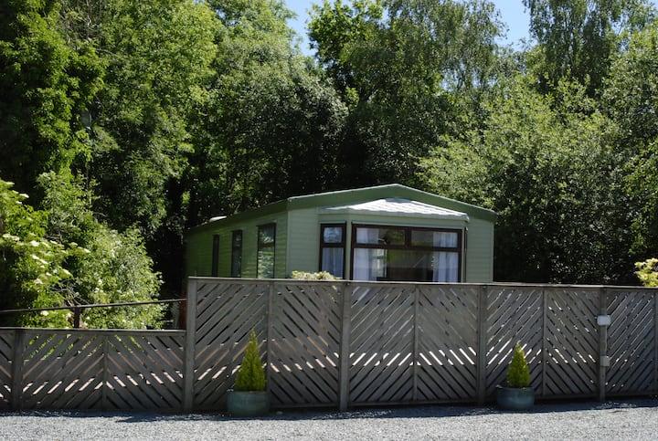 Arosfa, cosy caravan on the doorstep of Snowdonia