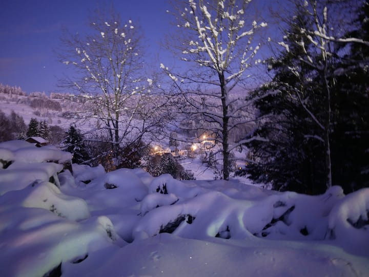 ALISIER : La Guitoune Mountain Refuge