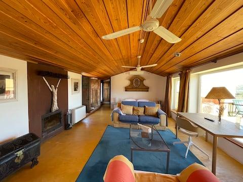 Sunrise guesthouse at Quinta do Barrieiro
