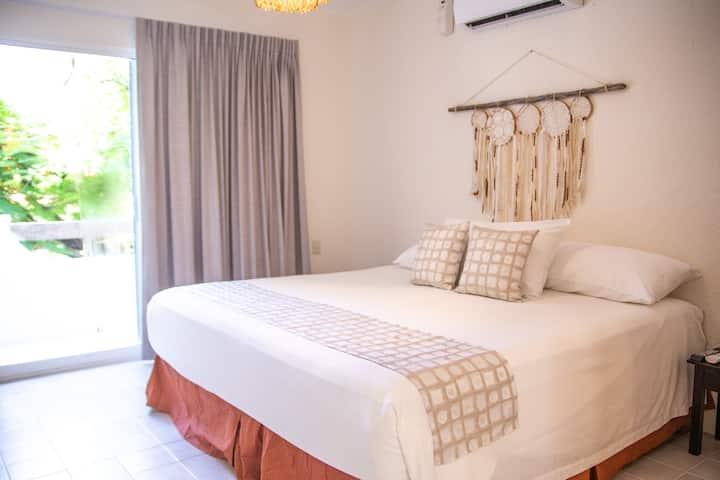 The Ahava Hotel, en el corazón de Playa del Carmen