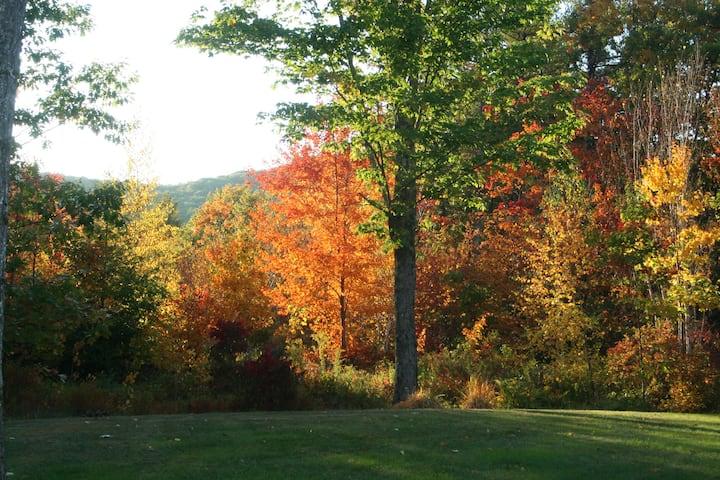 Autumn at the Monadnock Sampler