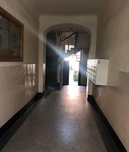 korytarz 1/ the first corridor