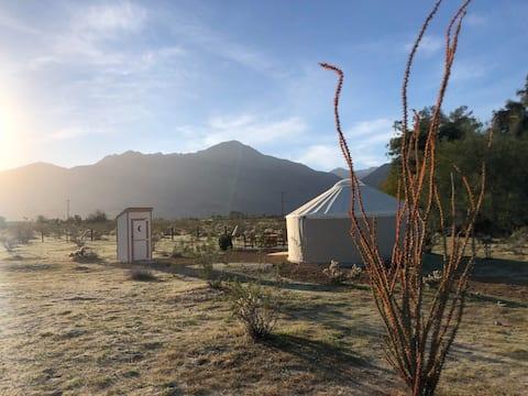 Borrego Yurt