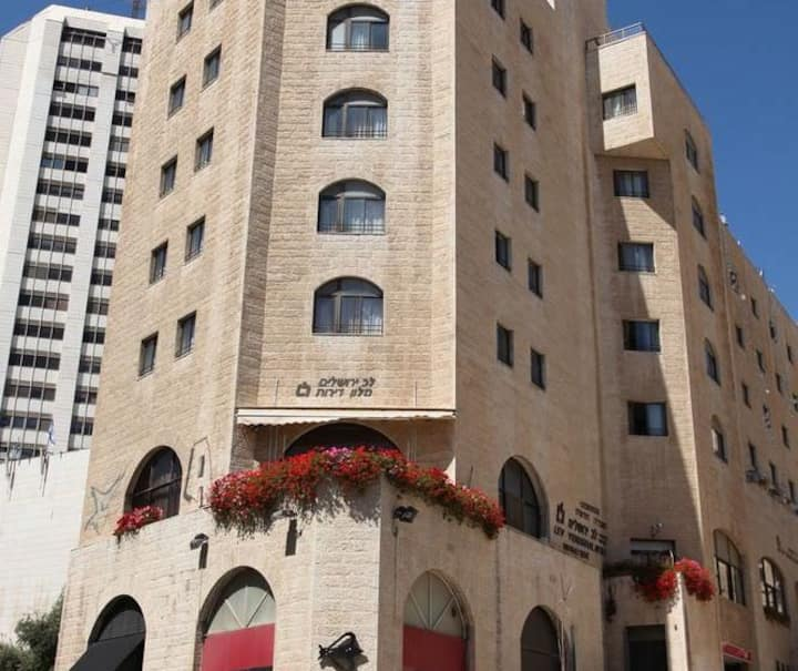Suite in Lev Yerushalyim hotel