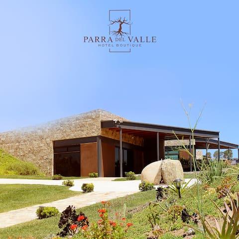 Parra del Valle- 106 Suite Sangiovese