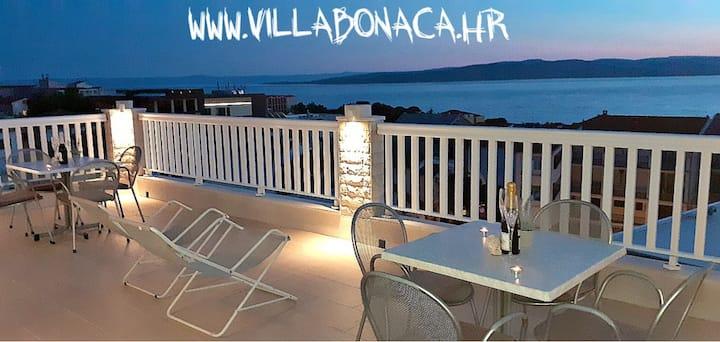 Villa Bonaca - luxury apartment,  nice terrace