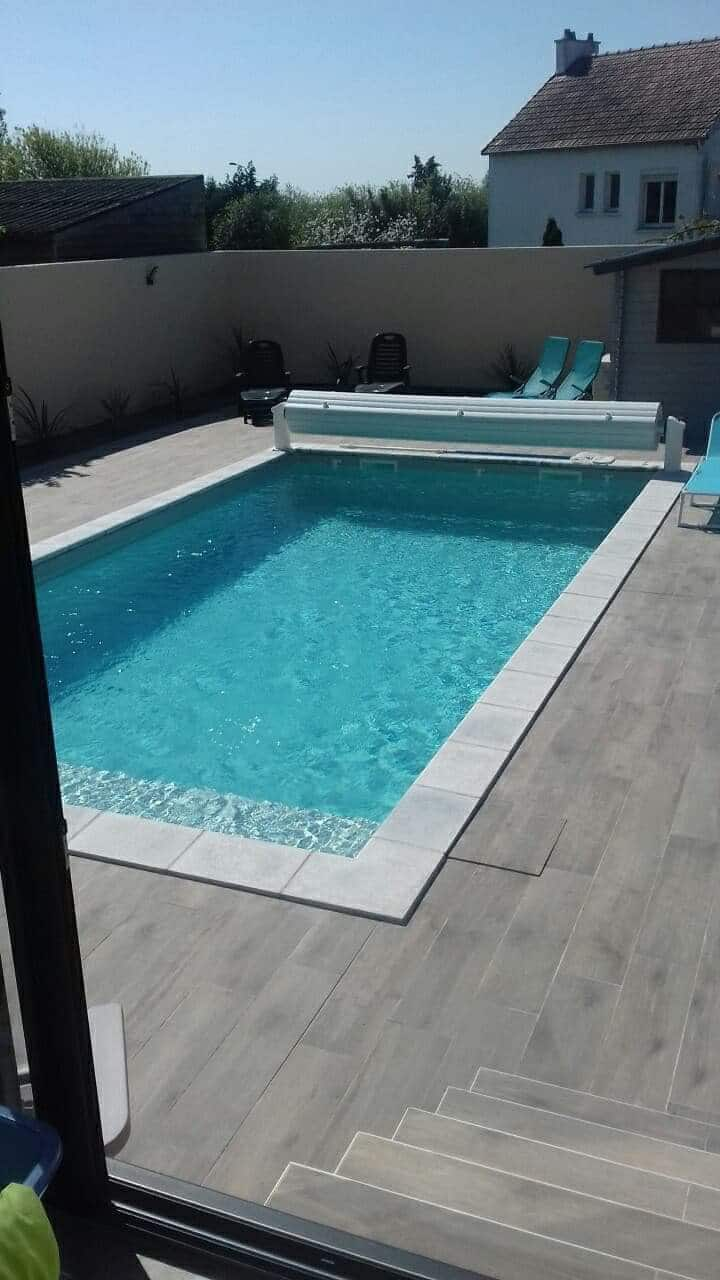 Villa familiale avec piscine proche des plages