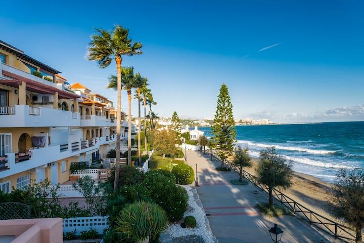 Apartamento luminoso 1ª línea Arena Beach_Estepona