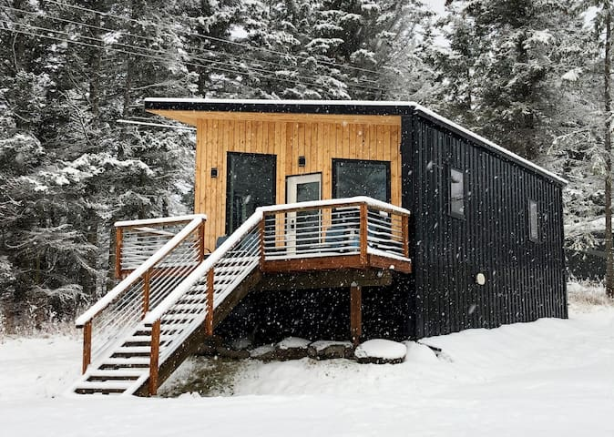 West Wind Cabins - Forest Retreat