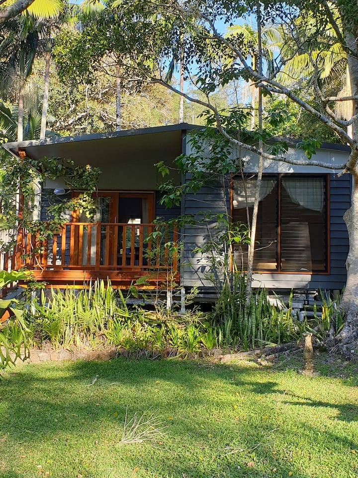 Mt Warning Rainforest Park, Eco Cottage