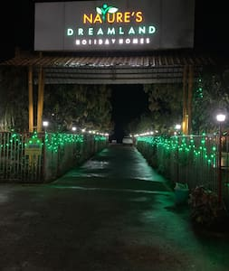 Night-view of Entrance
