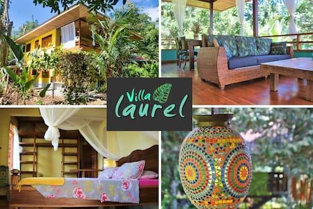 Villa Laurel - Paradise in Cocles