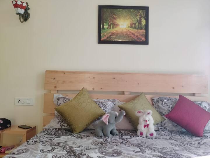 Sacred Pine Homestay Queen Studio