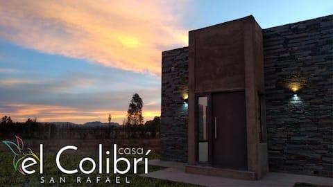 Casa Rural El Colibrí - Route vers Valle Grande