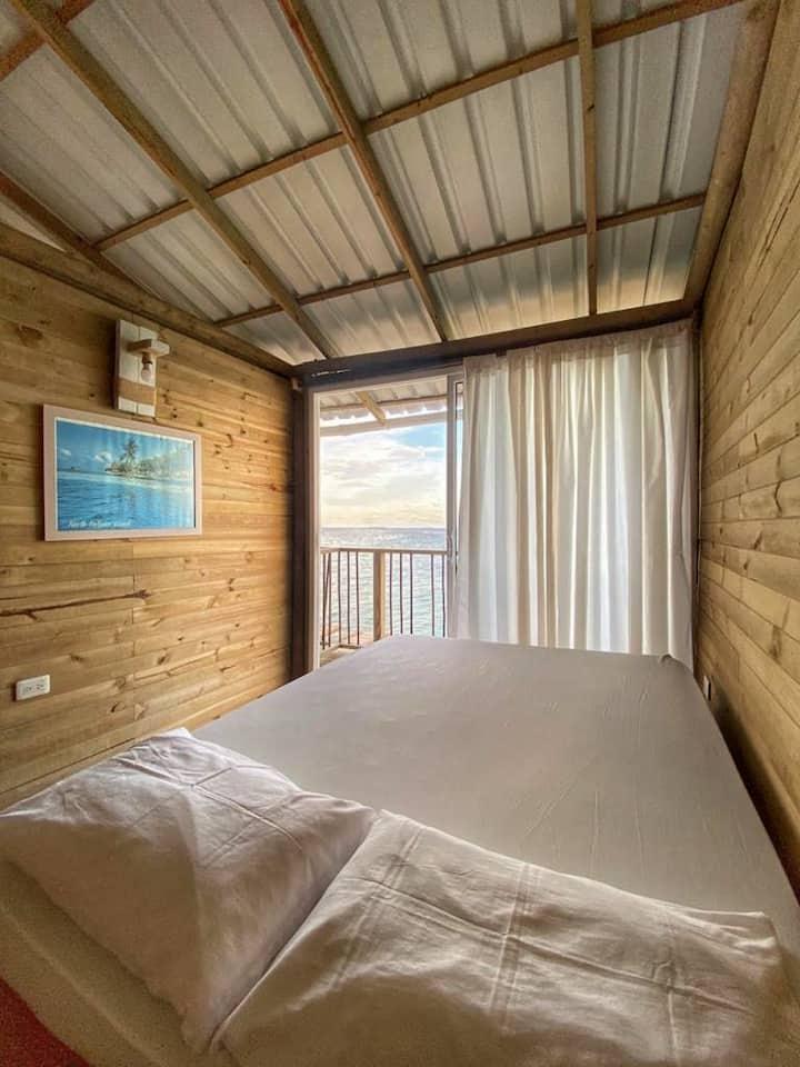 Habitación privada #2 Santa Cruz del Islote Hostel
