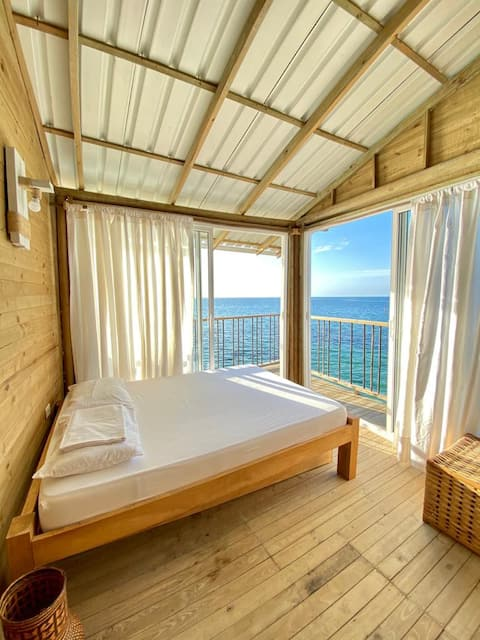 Habitación privada #3 Santa Cruz del Islote Hostel