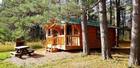 The Farm By The Lake - The Cedar Cabin