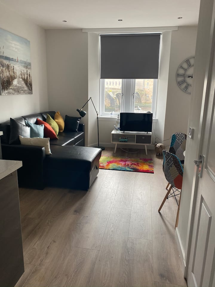 Ayr Riverside Apartments (1 bedroom Apartment 3)
