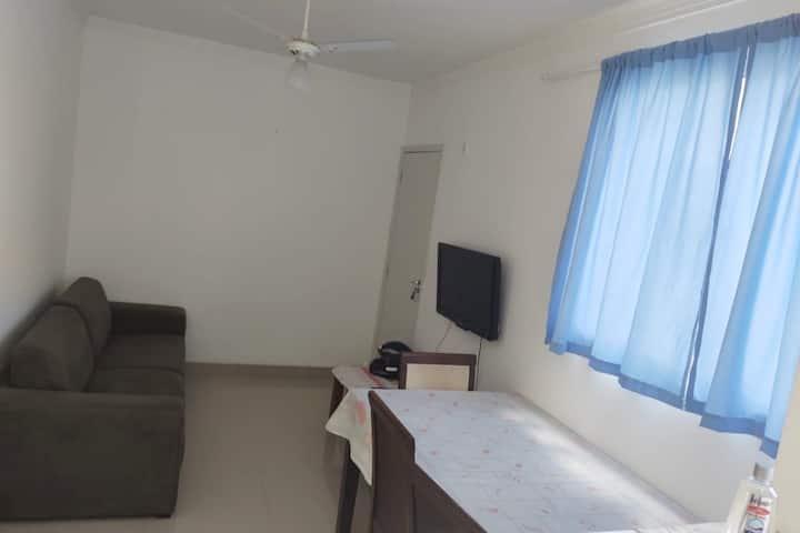 Apartamento mobiliado e confortável no Pq. Apolo!