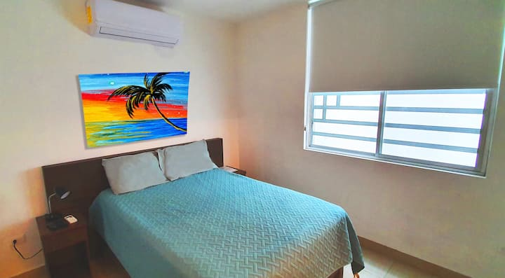Suite A4 de lujo 5*en el centro de Monterrey
